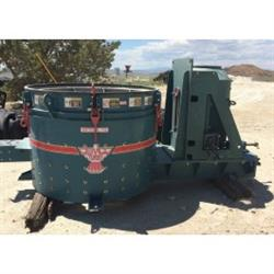 214640 - CEMCO T-70 Vertical Impact Crusher