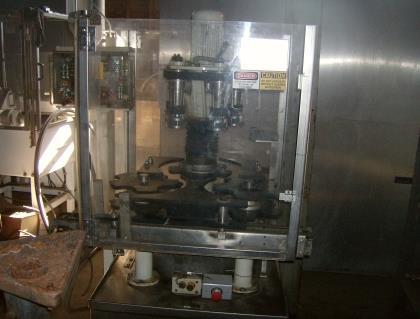 Image 12 Head / 60 BPM SEITZ Bottle Filling Line 711087