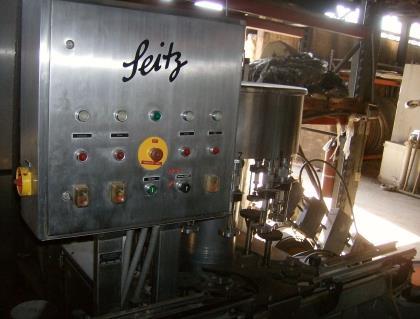 Image 12 Head / 60 BPM SEITZ Bottle Filling Line 711097