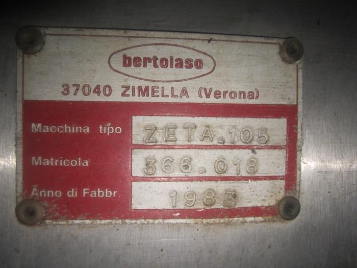 Image 12 Head / 60 BPM SEITZ Bottle Filling Line 673350