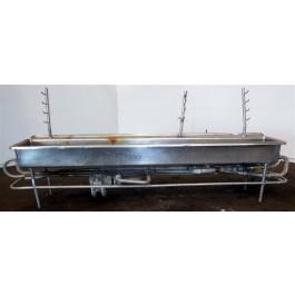 110 Gallon COP TANK Stainless Steel Tank