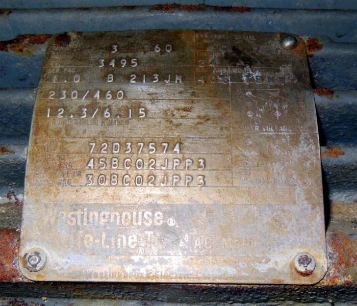 Image 110 Gallon COP TANK Stainless Steel Tank 757470