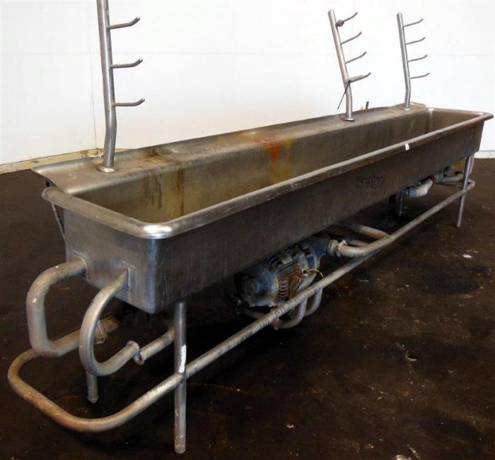 Image 110 Gallon COP TANK Stainless Steel Tank 757473