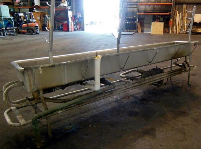 Image 110 Gallon COP TANK Stainless Steel Tank 757475
