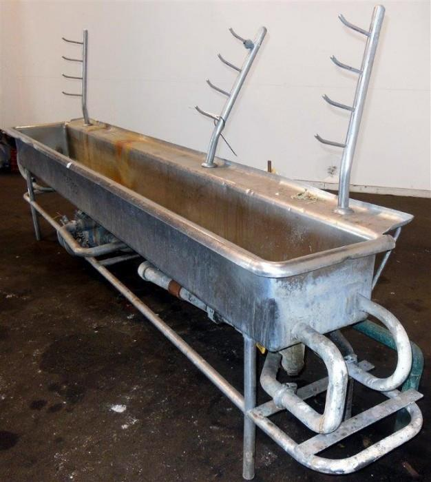 Image 110 Gallon COP TANK Stainless Steel Tank 757476