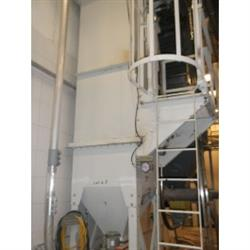 214806 - 260 SF MIKROPULSAIRE Bin Vent Dust Collector
