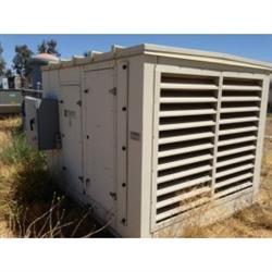 Image 7.5 HP UNITED METAL PRODUCTS D251500 Evaporative Cooler Refrig 641939