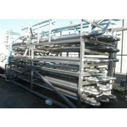 Image FENCO Tube-in-tube Pasteurizer 641957