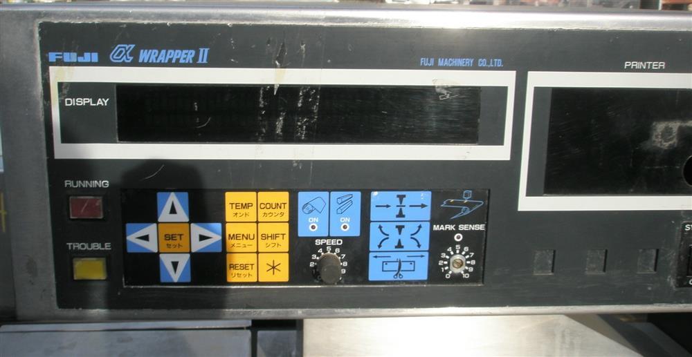 Image FUJI Alpha Series Wrapper 1048148