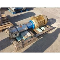 Image 60 HP GOULDS Booster Pump 642071