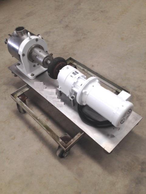 "3"" SINE/SUNDYNE Pump Model MR-135 Pump"