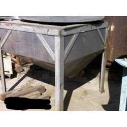 214966 - 30 CF Stainless Steel Hopper