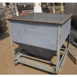 214970 - 18 CF Carbon Steel Hopper