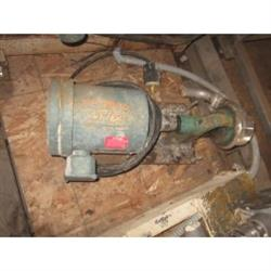 Image TRI CLOVER 316 Stainless Steel Centrifugal Pump 642205