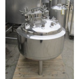 18 Gallon PRECISION 316 Stainless Steel Kettle