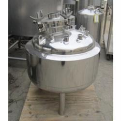 Image 18 Gallon PRECISION 316 Stainless Steel Kettle 642206