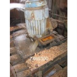 215136 - 10 HP Carbon Steel Entoleter Mill