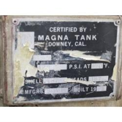 Image 35 Gallon MAGNA Carbon Steel Tank 642387