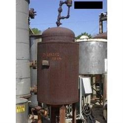 215146 - 100 Gallon Carbon Steel Tank