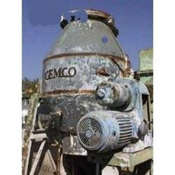 215219 - 30 CF GEMCO Conical Vacuum Dryer
