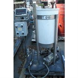 Image METTLER TOLEDO DECKMAT Platform Scale 642726