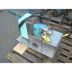 215393 - 1 HP Positive Displacement Pump