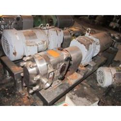 215401 - 1 HP WAUKESHA Positive Displacement Pump