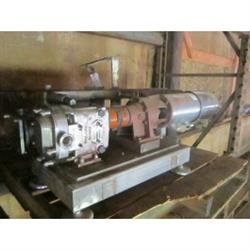 215402 - 1.5 HP WAUKESHA Positive Displacement Pump