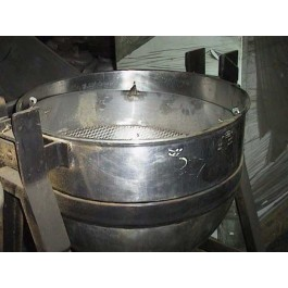 60 Gallon JOHN LENTZ Stainless Steel Kettle