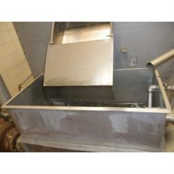 215566 - 25 CF Stainless Steel Hopper