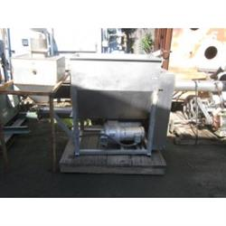 215571 - 13 CF Stainless Steel Hopper