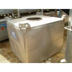 215573 - 35 CF Stainless Steel Tote