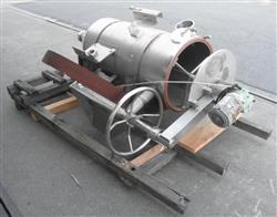 Image 125 Gallon Stainless Steel Tank 1024827