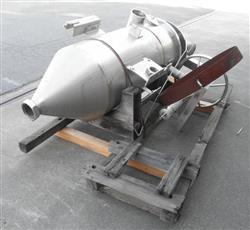 Image 125 Gallon Stainless Steel Tank 1024828