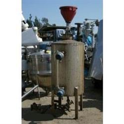 Image 70 Gallon Stainless Steel Tank 643054