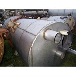 Image 900 Gallon Stainless Steel Tank 643039