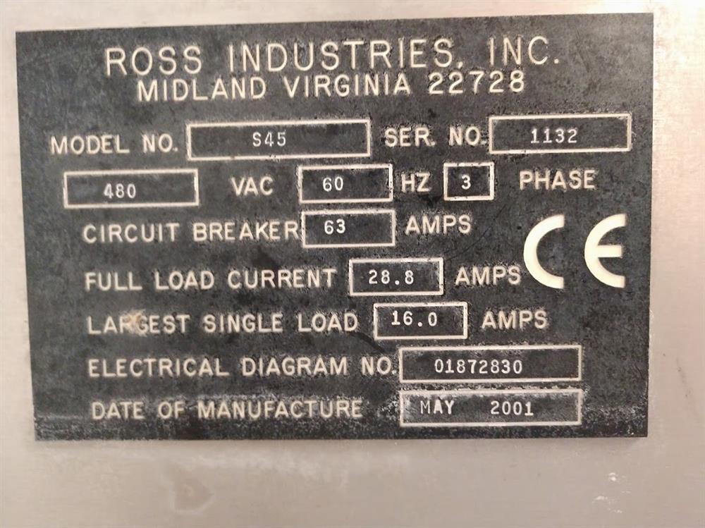 Image REISER  S-45 Tray Sealer 1417394