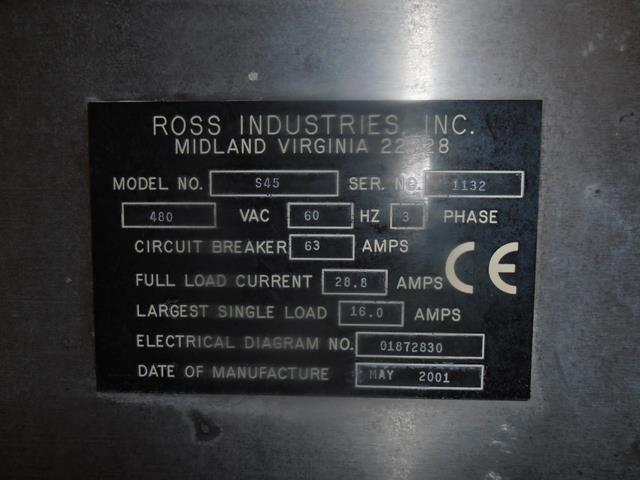 Image REISER  S-45 Tray Sealer 1483604