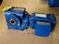 215860 - .75 HP SEW Euro Drive-Gearbox