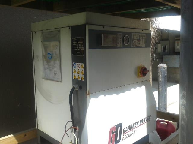 GARDNER DENVER ELC99A Compressor