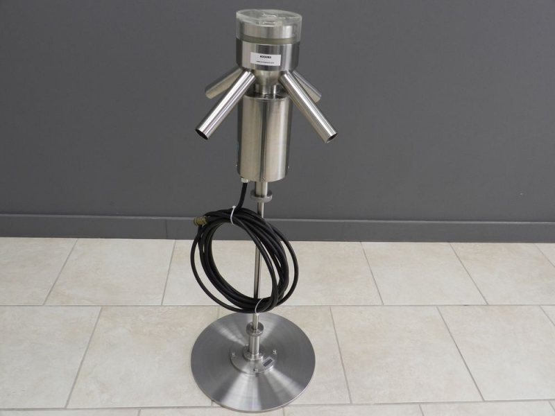 Rotating Diverters For Tablets (Dedusters)