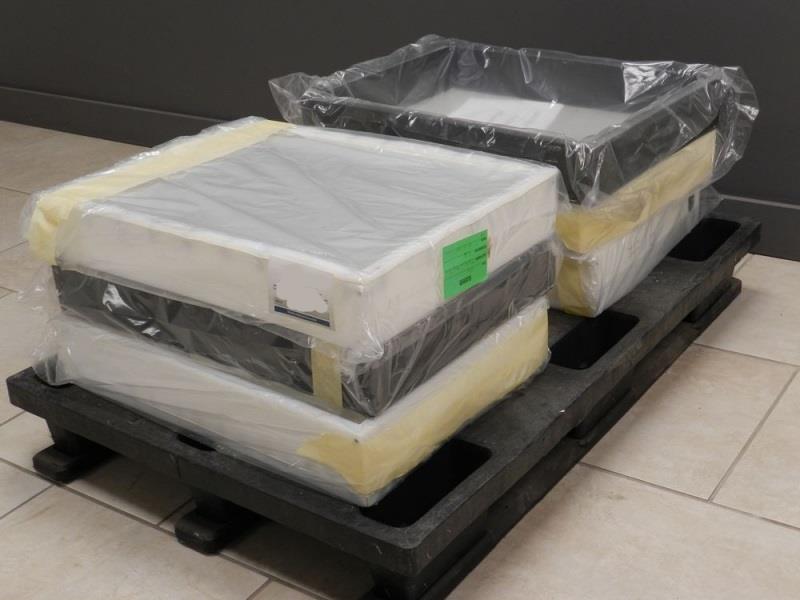 Granulation Nylon Mesh Screens - NEW