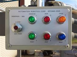 Image AUTOMATION Robopack 1500 Robotic Case Packer 700780