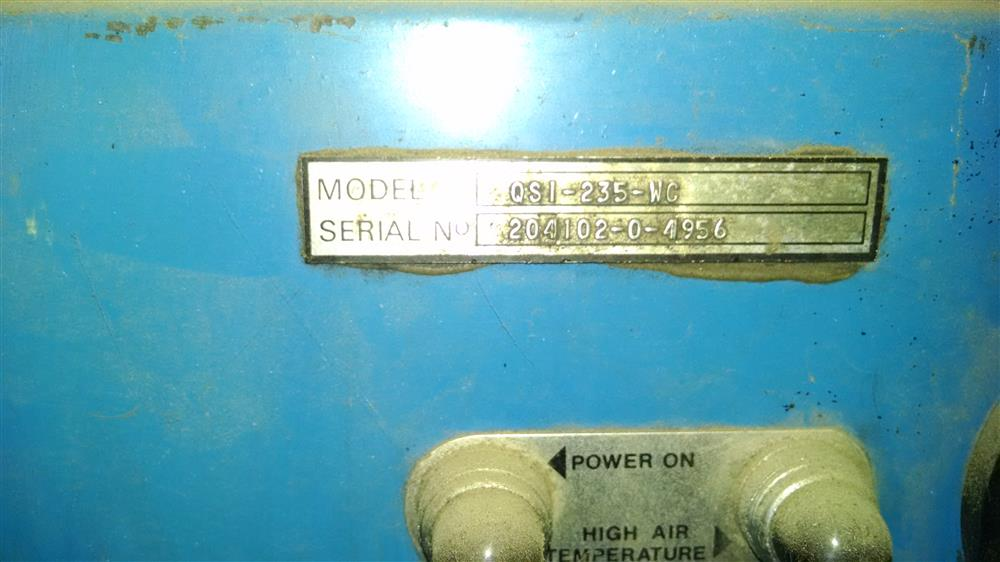 Image Quincy Q235 3 Phase Air Compressor 647020