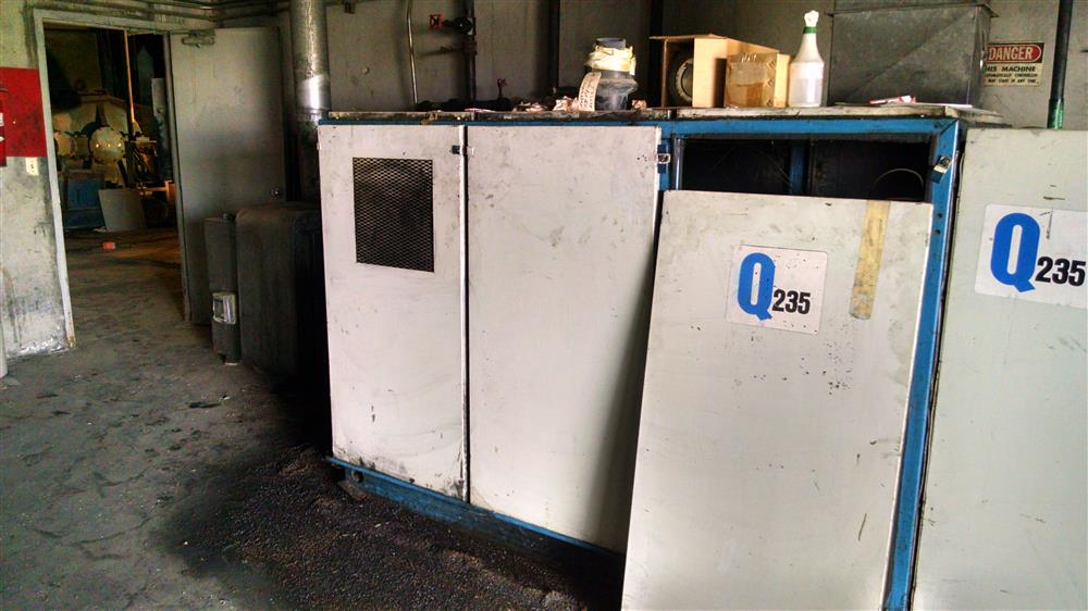 Image Quincy Q235 3 Phase Air Compressor 647022