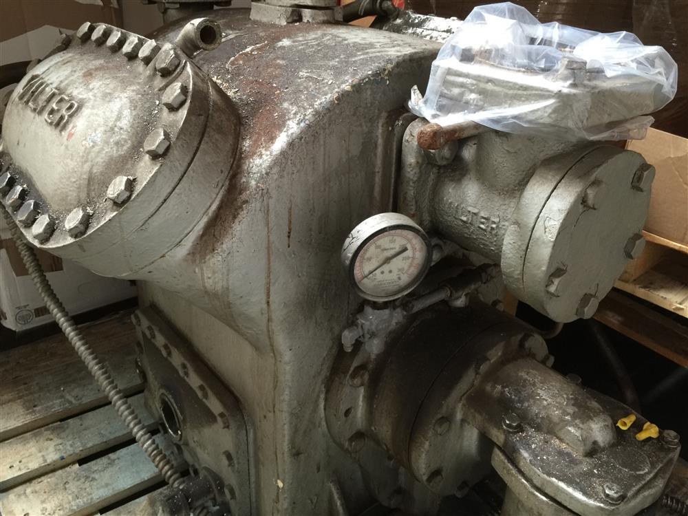Image VILTER Ammonia Compressor 647223