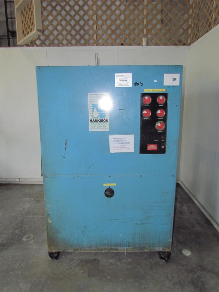 HANKISON 80700 Refrigerated Compressed Air Dryer 700 SCFM / 200 PSIG