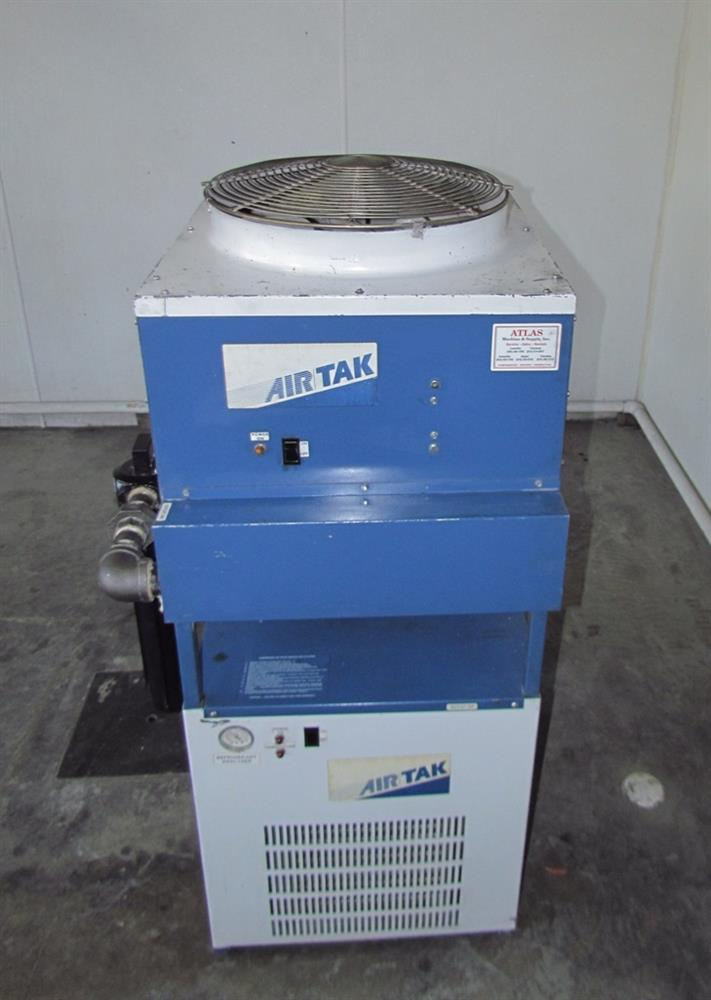 AIRTAK CAD-100 Aftercooler Refrigerated Air Dryer 100 SCFM / 200 PSIG
