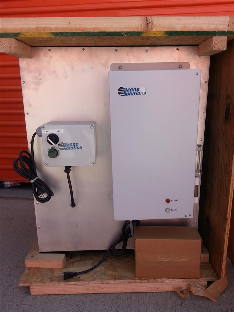 OZONE SOLUTIONS Water Treatment Unit