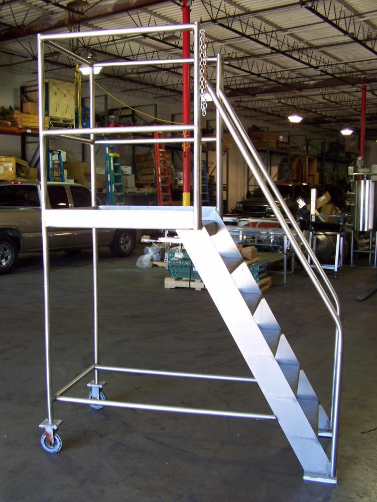 Image Stainless Steel Safety Platform 649260